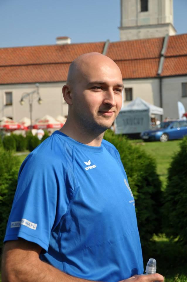 Roman Łaski - Piotrkowski Klub Biegacza ENDORFINA
