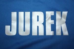 Napis na koszulce (w pakiecie członkowskim B lub C)
