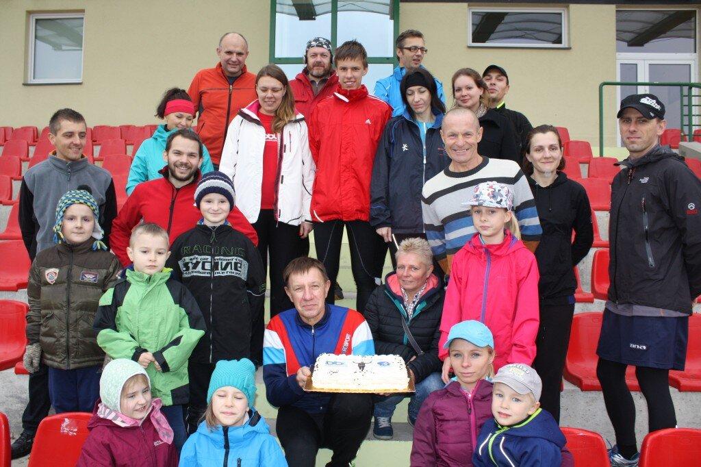 Zakończenie II edycji biegowej akcji BiegamBoLubie w Piotrkowie Trybunalskim - nasi uczestnicy
