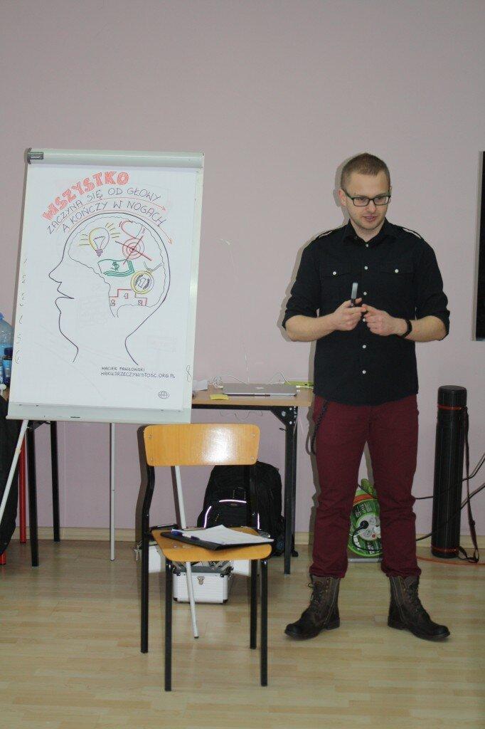 Maciej Pawłowski z hakujrzeczywistosc.org.pl
