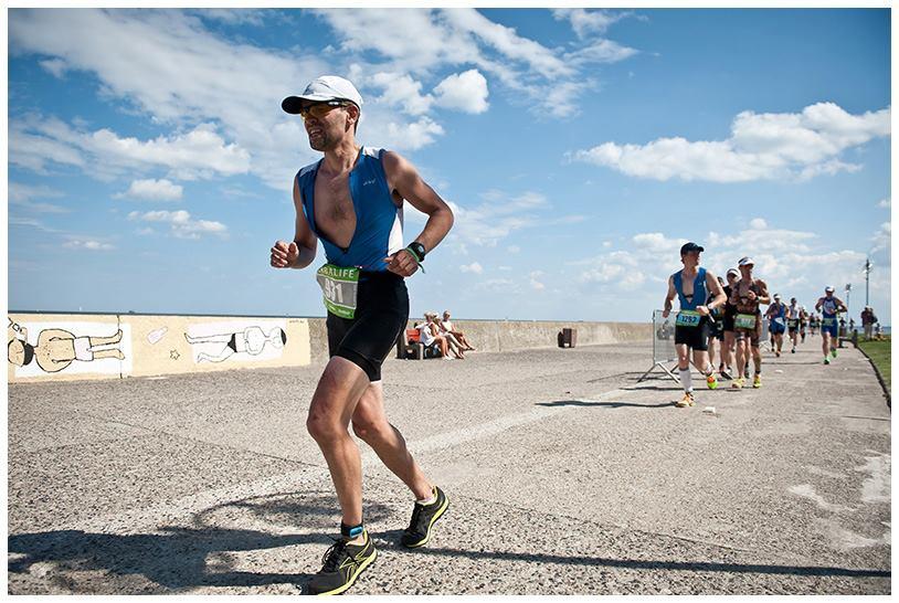 Kacper Krzysztofik - biegacz, maratończyk, ultramaratończyk i triathlonista
