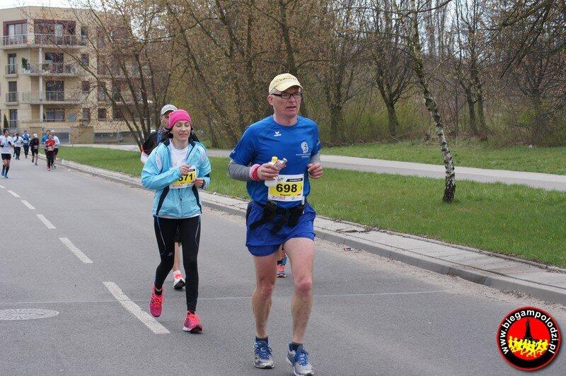 Ania Wiktorowicz i Bogumił Zielonka