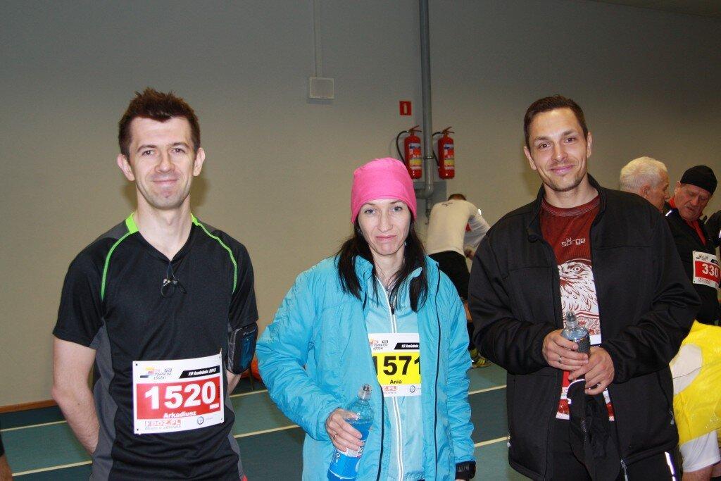 Arkadiusz Węglarski, Ania Wiktorowicz, Jacek Janus