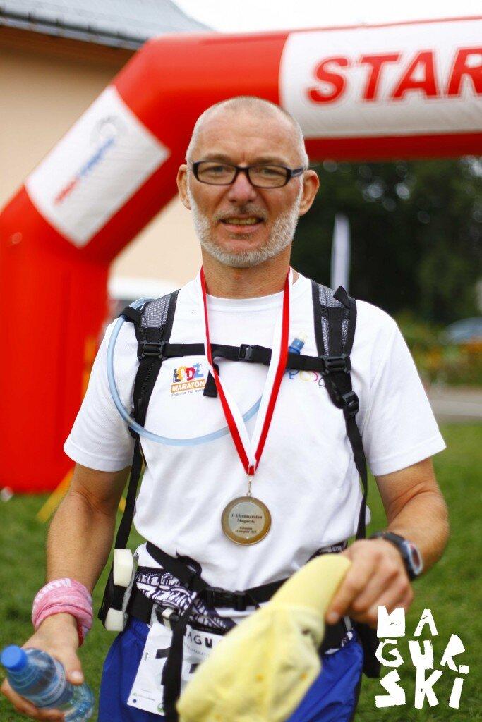 Ultramaratończy - Bogumił Zielonka