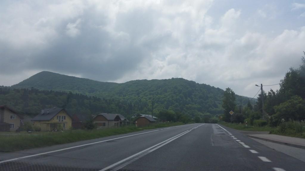 Droga do Cisnej